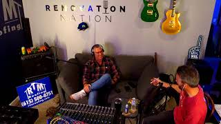 RENOVATION NATION LIVE from Studio 378 w/Jeff Checko of REMAX Advantage: TAREG #renovationnation