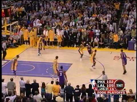Tim Thomas legendary 3 pointer