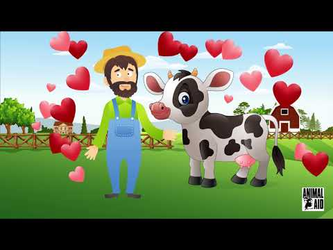 Animal Aid's take on #Februdairy