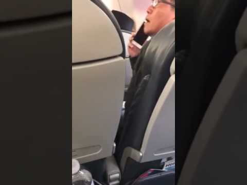 New Footage of United Passenger Dragged Off Plane