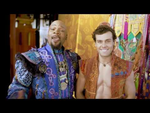 Disney Aladdin Melbourne Autism Friendly Performance Announcement