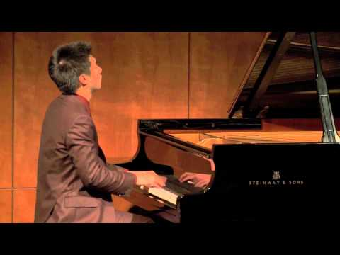 2012 Avery Fisher Career Grant recipient Conrad Tao, pianist