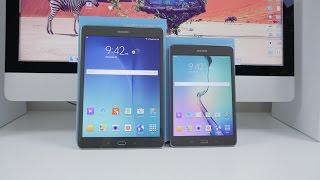 "Samsung Galaxy Tab A 8.0"" & 9.7"" REVIEW"