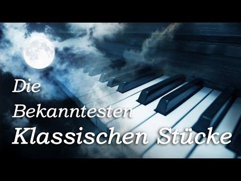Klassische Musik Entspannung Playlist - Klassik Klavier Violine Mix - Mozart, Beethoven, Bach