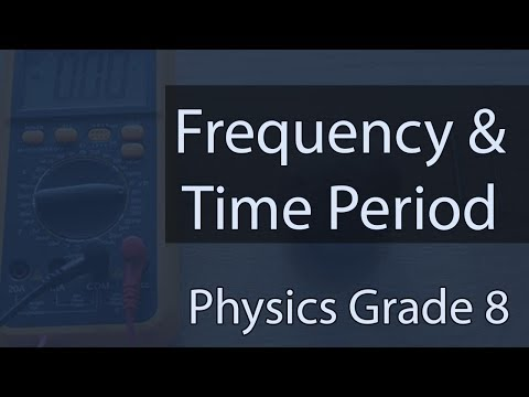 Frequency & Time Period | Amplitude and Loudness | Musical Instruments | Lecture 12