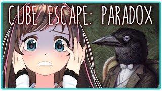 【Cube Escape: Paradox 】#1 映画 × 謎解きパズルゲーム! こういうの得意ですから!