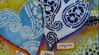 Aimer sans compter!, Art journal/ Love without counting!  [CC]