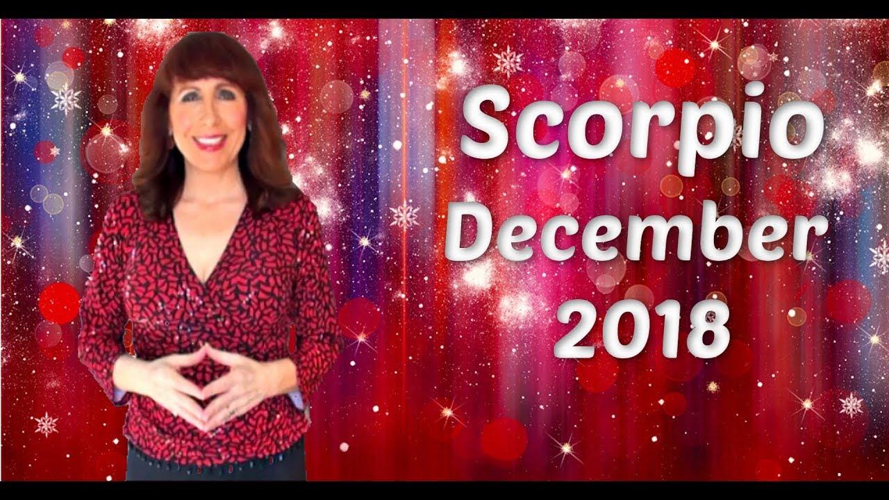 scorpio horoscope december 2019 kelley