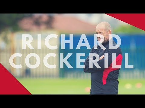 Edinburgh Rugby's new Head Coach | Richard Cockerill