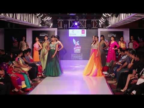 Anitha Reddy at Kingfisher Ultra Hyderabad International Fashion Week 2013