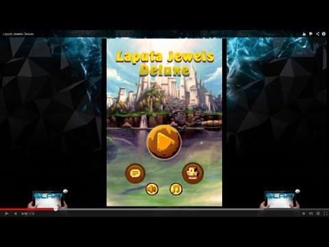 Laputa Jewels Deluxe игра на Андроид
