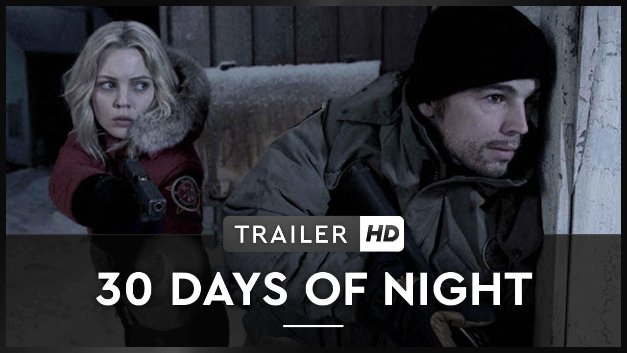 30 DAYS OF NIGHT | Trailer | Deutsch | HD