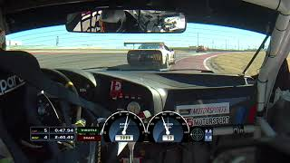 Team LMR #13 racing with WRL at Circuit of the Americas on Sat 12 1 18 Ryan