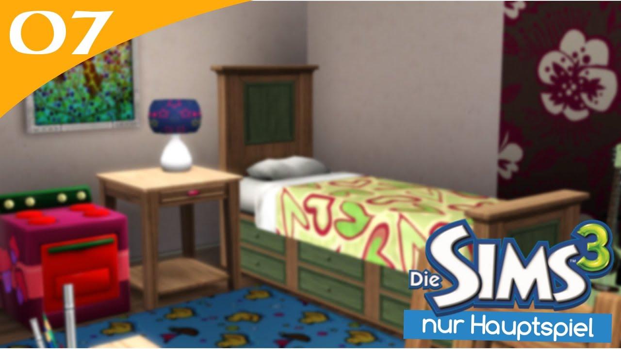 hausbau reihe 1 07 ohne erweiterungen let 39 s build sims 3. Black Bedroom Furniture Sets. Home Design Ideas
