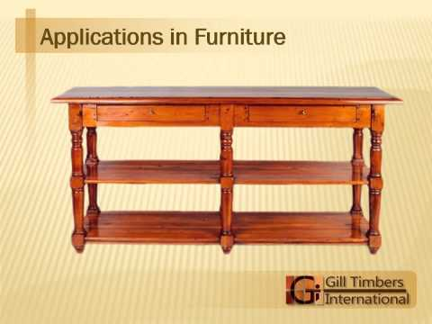 GILL TIMBERS INTERNATIONAL - Exporters of Canadian and American Woods