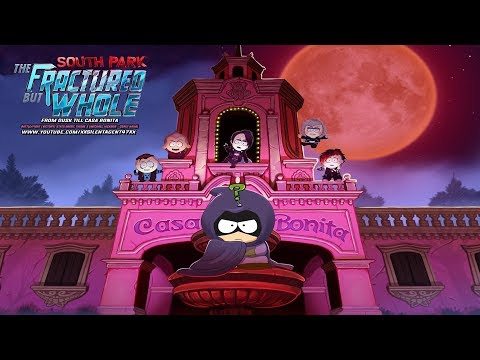 South Park: From Dusk Till Casa Bonita - Battle/Fight (Victory) Stats Music Theme 3 [Corey Haim]