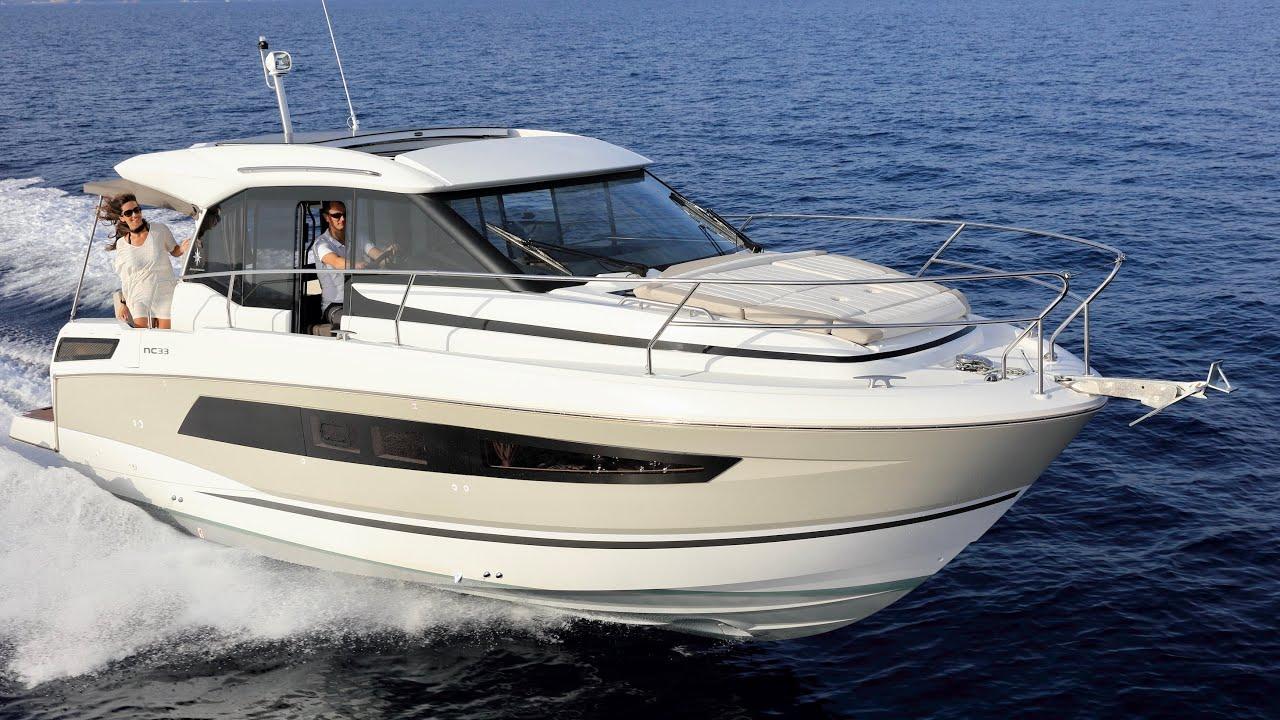 £275,000 Yacht Tour : Jeanneau NC33