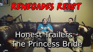 Renegades React to... Honest Trailers - The Princess Bride