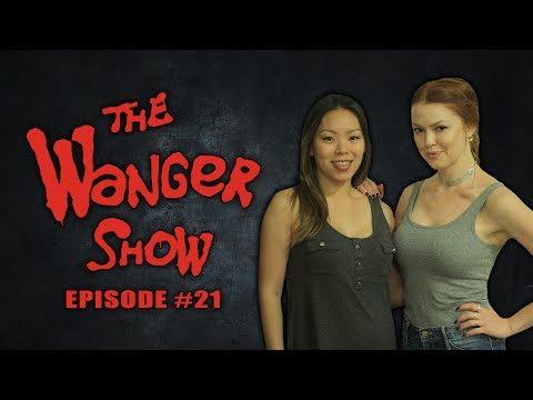 The Wanger Show #21: Wendy Lee & Grace Hancock Class Up the Place