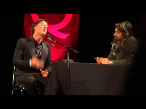 Rufus Wainwright interview on Q Live June 5, 2014