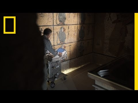 King Tut Tomb Scans Support Theory of Hidden Chamber | National Geographic