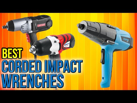 9 Best Corded Impact Wrenches 2017 - YouTube