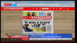 President Uhuru claims NASA leaders are liars and spreading a lot of propaganda