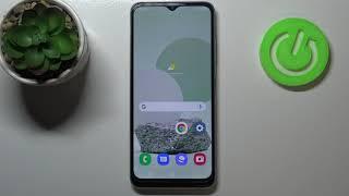 Jak włączyć połączenie oczekujące w SAMSUNG Galaxy M22 - Znajdź opcję połączenia oczekującego