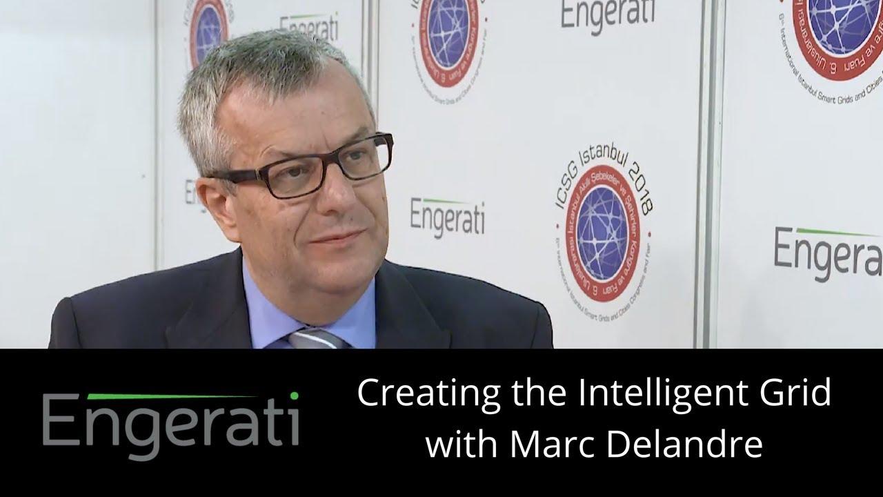 Creating the Intelligent Grid with Marc Delandre (Enedis)