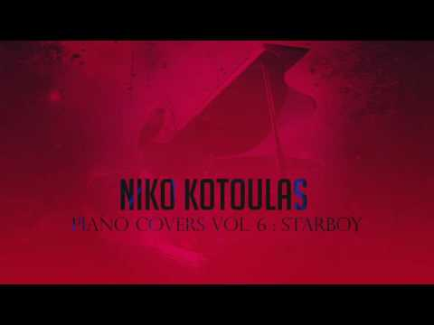Full Album: Starboy by the Weeknd (Piano Covers)  - Niko Kotoulas