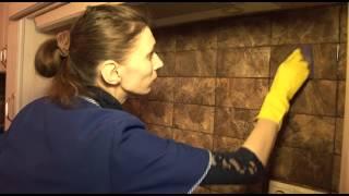 Генеральная уборка кухни от клининговой компании Балкис(, 2015-04-06T16:59:39.000Z)