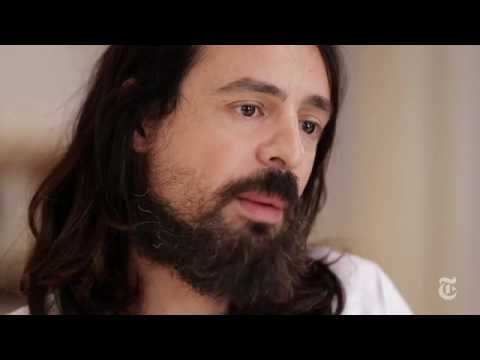 5155046dfc4 Interview - Alessandro Michele of Gucci - YouTube