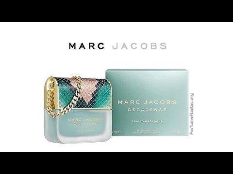 d8a9509ae0bc Marc Jacobs Decadence Eau So Decadent Perfume - YouTube