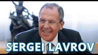 Great Interview With The Best Diplomat In The World - Sergei Lavrov