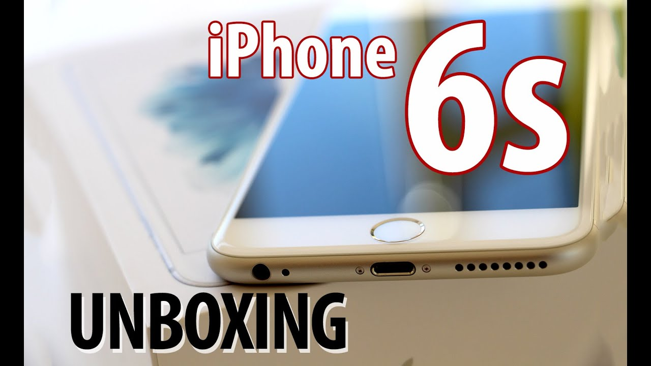 iphone 6s youtube unboxing brasileiro do iphone 6s 11515