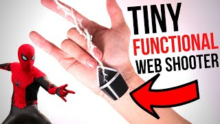 FUNCTIONAL Spider-Man Far From Home Web Shooter! EASY BUILD