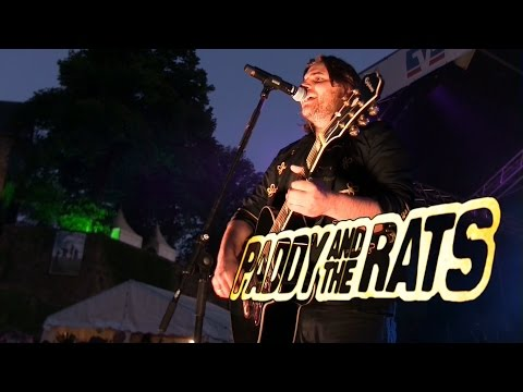 Paddy and the Rats   Never Walk Alone
