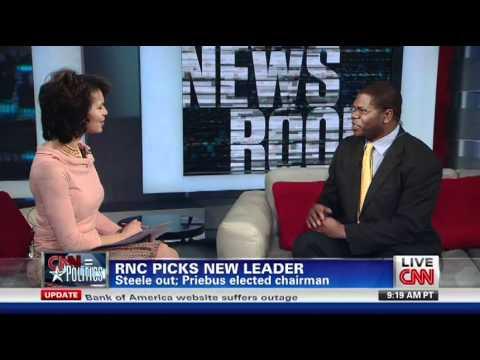 Dr. Jason Johnson on CNN Republican Chairman Election 01/15/11