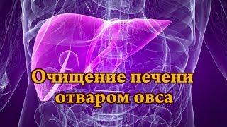 ОЧИЩЕНИЕ ПЕЧЕНИ ОТВАРОМ ОВСА