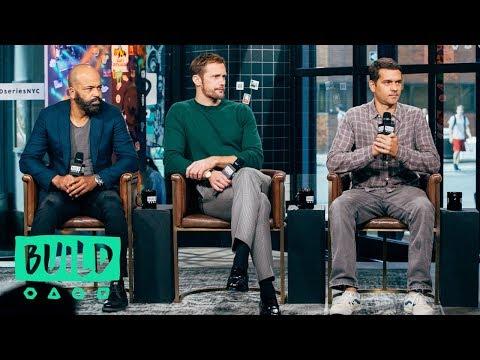 Jeffrey Wright, Alexander Skarsgård & Jeremy Saulnier Chat Netflix's
