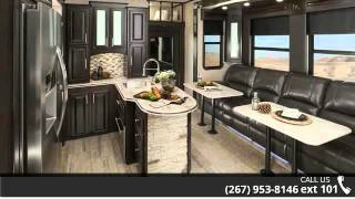 NEW 2016 Jayco Seismic 4250 Toy Hauler for Sale Fretz RV Classified Ads Camper Trader