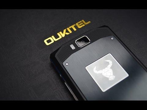 Oukitel K10000 (10K). Папа всех смартфонов!
