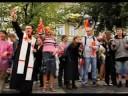 Grupa pomarańczowa  Pielgrzymka kielecka 2007 Inny świat