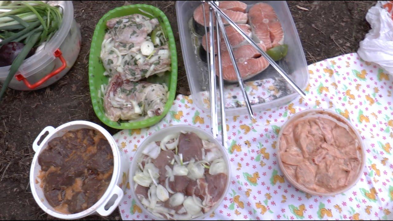 Самые лучшие маринады рецепты для шашлыка или гриля, свинина, рыба, говядина, курица