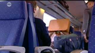 Martin Heylen - Goed Geprobeerd: bagage op de trein (De Laatste Show)
