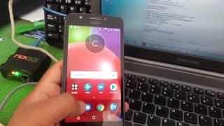 Quitar cuenta de google en MOTO E4 XT-1767 / XT-1766 facil nuevo