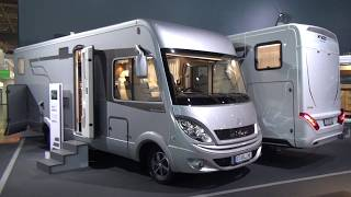 Hymer Starline 680 motorhome review