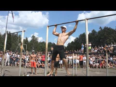 Фестиваль Воркаута Республика