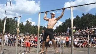 Фестиваль Воркаута  Республика Беларусь 2012