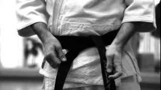 видео как завязать пояс в айкидо